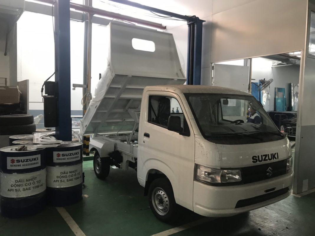 xe-tải-suzuki-pro-thùng-ben