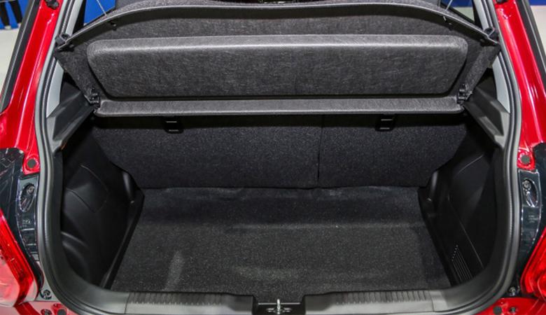 Khoàn hành lý Suzuki Swfit